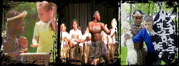 the mighty zulu nation theatre company education