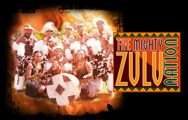 the mighty zulu nation homepage image